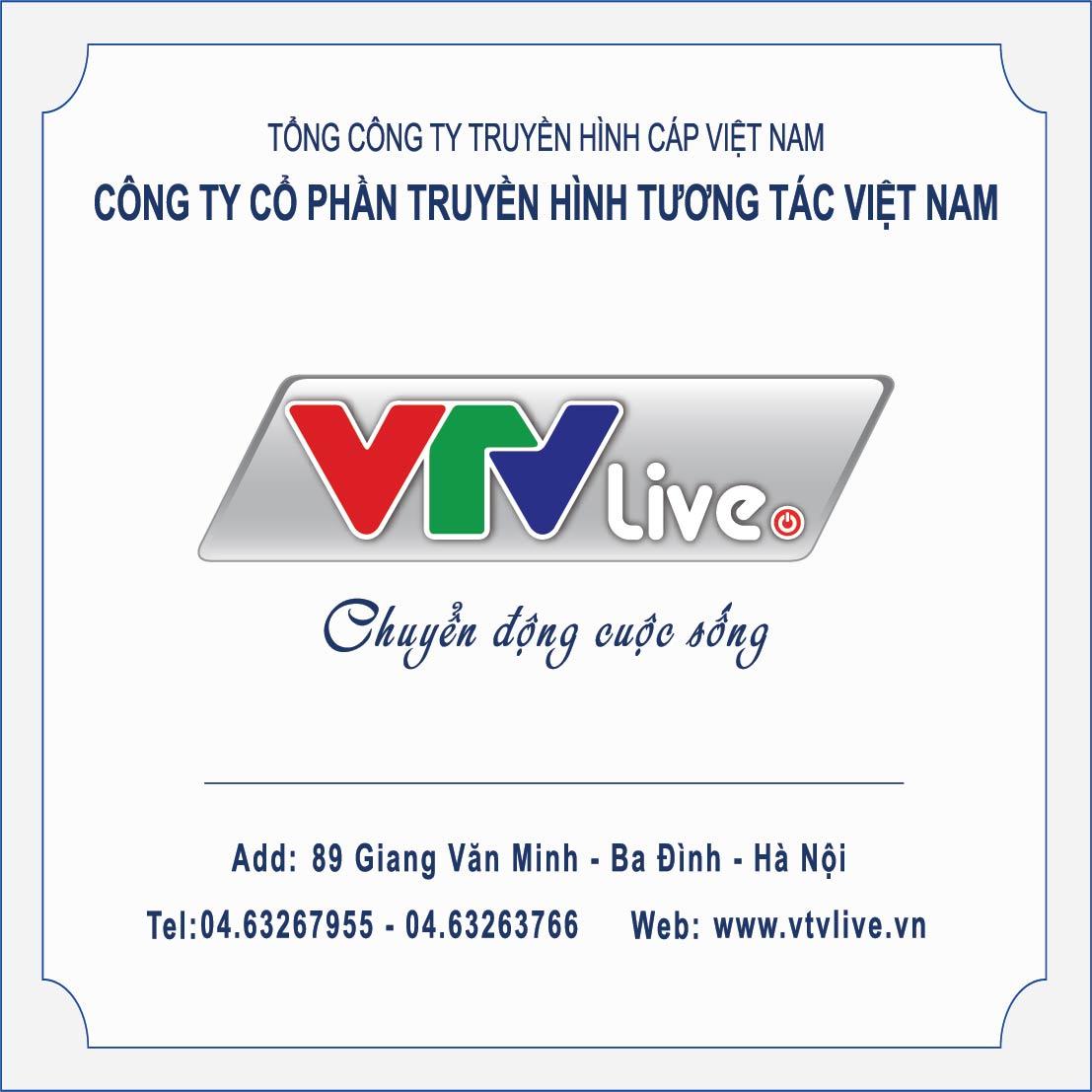 Công ty cổ phần Truyền Hình Tương Tác Việt Nam