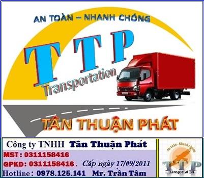 CÔNG TY TNHH TM & DV TÂN THUẬN PHÁT
